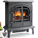 Broseley Fires Lincoln Electric Stove