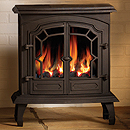 X DISCONTINUED Broseley Fires Lincoln Balanced Flue Gas Stove