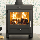 Broseley Fires Silverdale 7 SE Wood Burning Stove