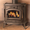 Broseley Fires Winchester Cast Iron Gas Stove