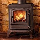 Broseley Fires York Midi SE MultiFuel Stove