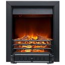 Burley Fires Normanton 174R-BL Electric Inset Fire
