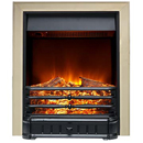 Burley Fires Normanton 174R-BR Electric Inset Fire