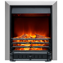 Burley Fires Normanton 174R-SS Electric Inset Fire
