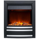Burley Fires Overton 175R-BL Electric Inset Fire