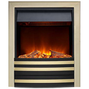 Burley Fires Overton 175R-BR Electric Inset Fire
