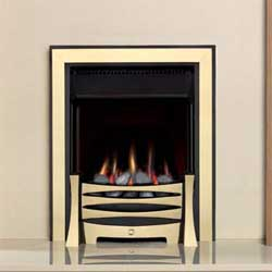 burley fires perception flueless gas fire cheapest price. Black Bedroom Furniture Sets. Home Design Ideas