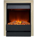 Burley Fires Wardley 176R-BR-BL Electric Inset Fire