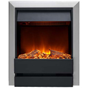 Burley Fires Wardley 176R-SS-BL Electric Inset Fire
