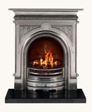 Gallery Fireplaces Celtic Cast Iron Combination
