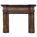 Carron Fires Ashleigh 65 Solid Oak Surround