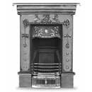 Carron Fires Bella Small Cast Iron Combination