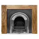Carron Fires Celtic Arch Cast iron Insert