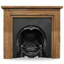 Carron Fires Colorado 56 Sheesham Surround