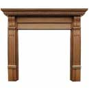 Carron Fires Corbel 55 Solid Oak Surround
