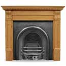 Carron Fires Corbel 55 Solid Pine Surround