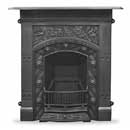 Carron Fires Jekyll Cast Iron Combination
