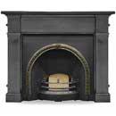 Carron Fires Kensington Cast iron Insert