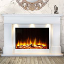 Celsi Ultiflame VR Adour Aleesia Illumia Freestanding Electric Suite