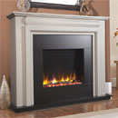 Celsi Ultiflame VR Callisto Freestanding Electric Suite