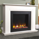 Celsi Ultiflame VR Elara Freestanding Electric Suite