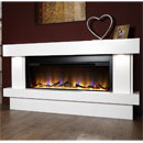 Celsi Electriflame VR Orbital Illumia Freestanding Electric Suite