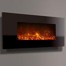 Celsi Electriflame XD Piano Black Wall Mounted Electric Fire
