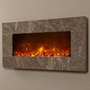 Celsi Electriflame XD Prestige Brown Wall Mounted Electric Fire