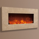 Celsi Fires Electriflame XD Travertine 1300mm Fascia Only