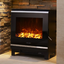 Celsi Electristove XD Glass 2 Freestanding Stove