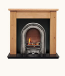 Gallery Fireplaces Coronet Cast Iron Arch