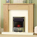 Costa Fires Alliance Electric Freestanding Fireplace Suite