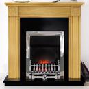 Costa Fires Carlow Oak Electric Suite