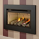 Crystal Boston Hole in the Wall High Efficiency Gas Fire