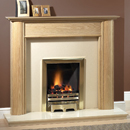 Delta Fireplaces Aludra 48 Wooden Surround