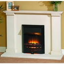 Delta Fireplaces Catral Electric Freestanding Suite
