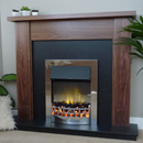 Delta Fireplaces Corwen Electric Freestanding Suite