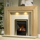 Delta Fireplaces Elantra Wooden Surround