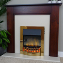 Delta Fireplaces Hartford Electric Freestanding Suite