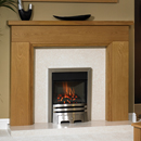 Delta Fireplaces Magna Wooden Surround