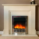 Delta Fireplaces Neston Electric Freestanding Suite