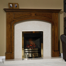 Delta Fireplaces Nico Wooden Surround