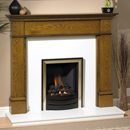 Delta Fireplaces Omaha 48 Wooden Surround