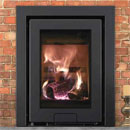 Di Lusso Stoves Eco R4 3 Sided Inset Wood Burning Stove