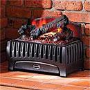 Dimplex Westbrook Optimyst Electric Basket Fire