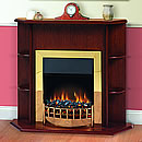 Dimplex Bexington Mahogany Electric Fireplace Surround