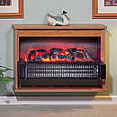 X DISCONTINUED - 14 - 11 - 2018 - Dimplex Optima Radiant Electric Fire
