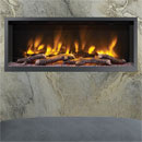 Elgin and Hall Volta 42 Pryzm Inset Hole in the Wall Electric Fire