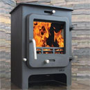 Ekol Stoves Clarity 5 Standard Multifuel Wood Burning Stove