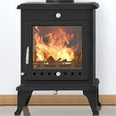 Ekol Stoves Crystal 5 Multifuel Wood Burning Stove